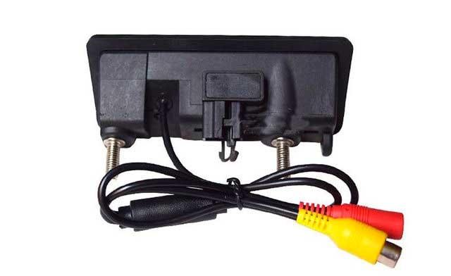 Камера HD night Vision заднего вида штатная (кнопка багажника ) Volkswagen, Porsche - 3