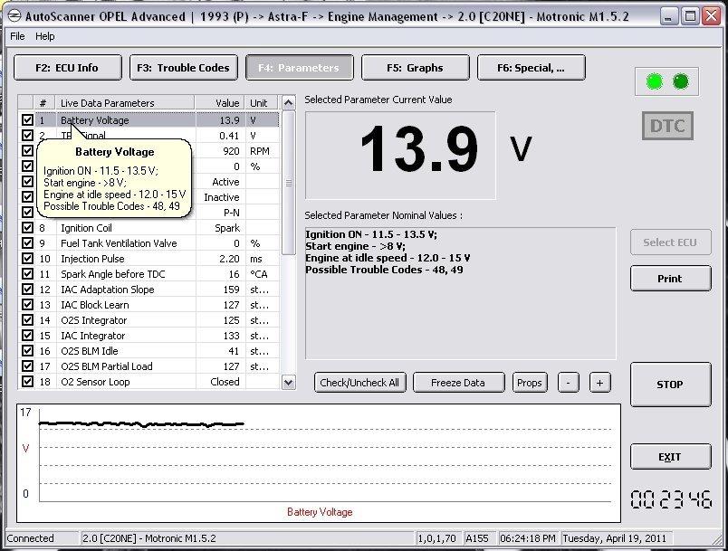 USB AutoScanner OPEL Scanner v 1.0.71 (UA) - 3