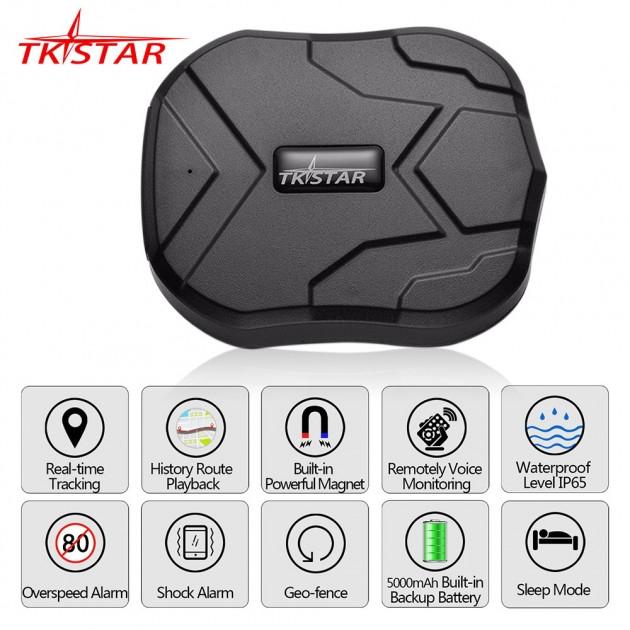 Автономний GPS трекер TK-STAR TK905 Original - 2