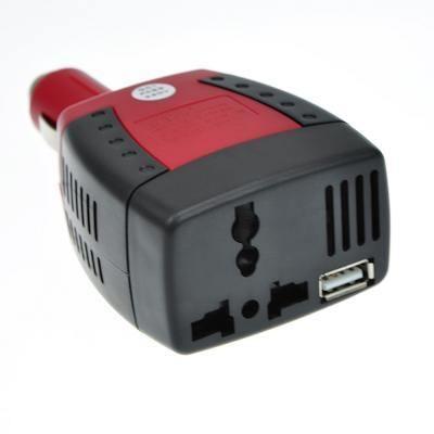 Автомобильный инвертор 12V-220V + USB порт, 150 Вт - 1