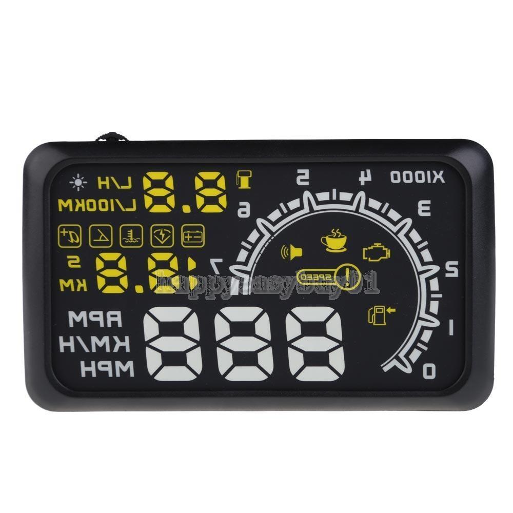 Speedometer OBD II HUD (проектор на лобовое стекло) - 1