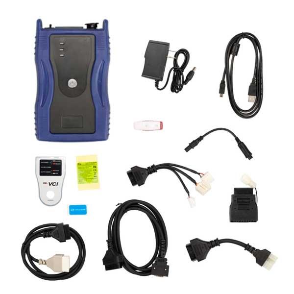 GDS VCI для Hyundai и Kia - Дилерский сканер - 1