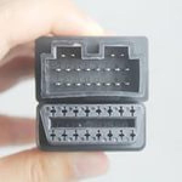 Переходник OBD-II 16pin на KIA 20-pin - 1