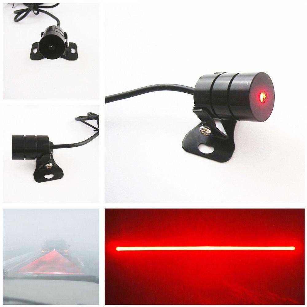 Противотуманный стоп сигнал (лазерный) - 2