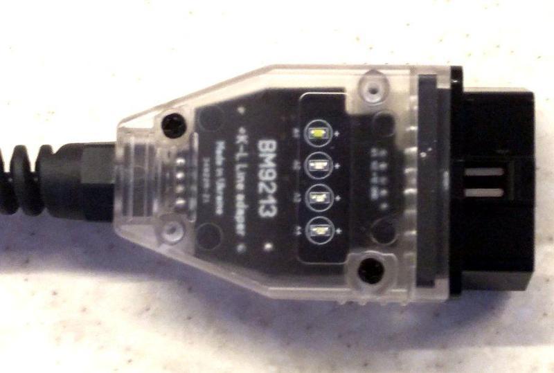 Универсальный USB K-L Line адаптер на FT232BL & L9637D ( Украина) - 4