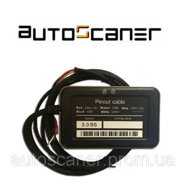 Adblue эмулятор (с датчиком NOx) - 2