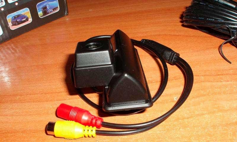 Камера заднего вида Toyota LAND CRUISER 200 LC200 REIZ 09 - 3