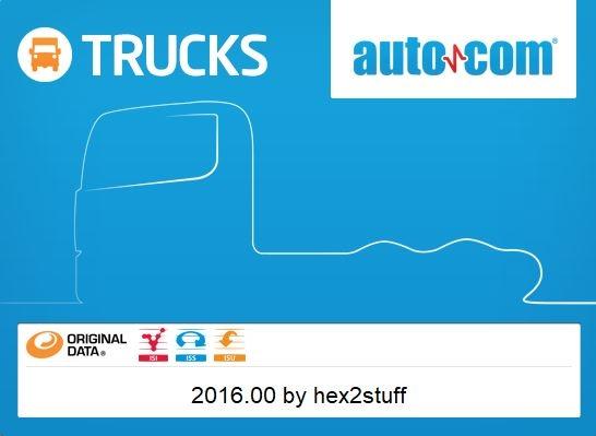 Программа Autocom 2016.0 + активатор - 1
