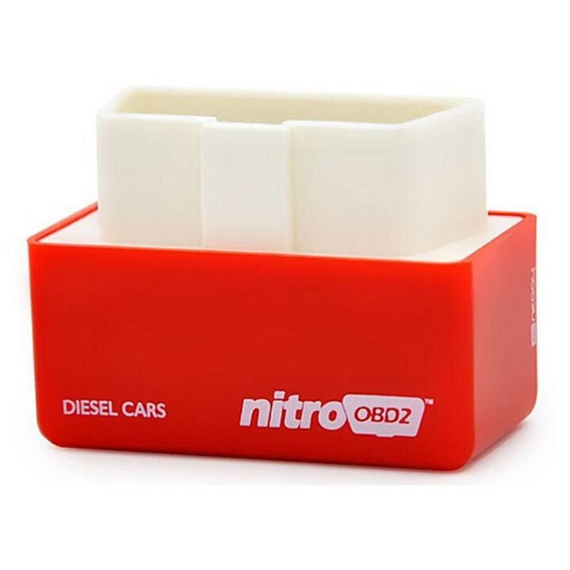 Чип тюнинг Nitroobd2 Chip tuning box для ДИЗЕЛЬНОГО двигателя - 1