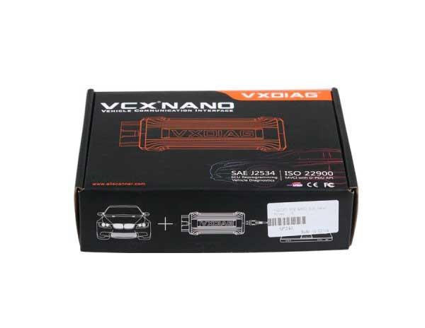 VXDIAG VCX NANO для Land Rover и Jaguar - 1
