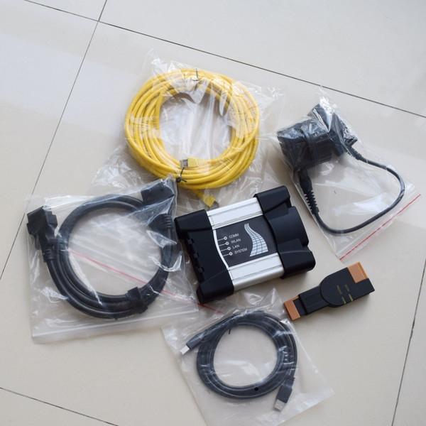 BMW Icom A2+B+C Сканер для работы с BMW и Mini - 2