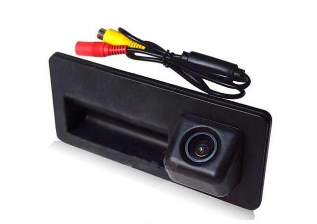 Камера HD night Vision заднего вида штатная (кнопка багажника ) Volkswagen, Porsche - 5