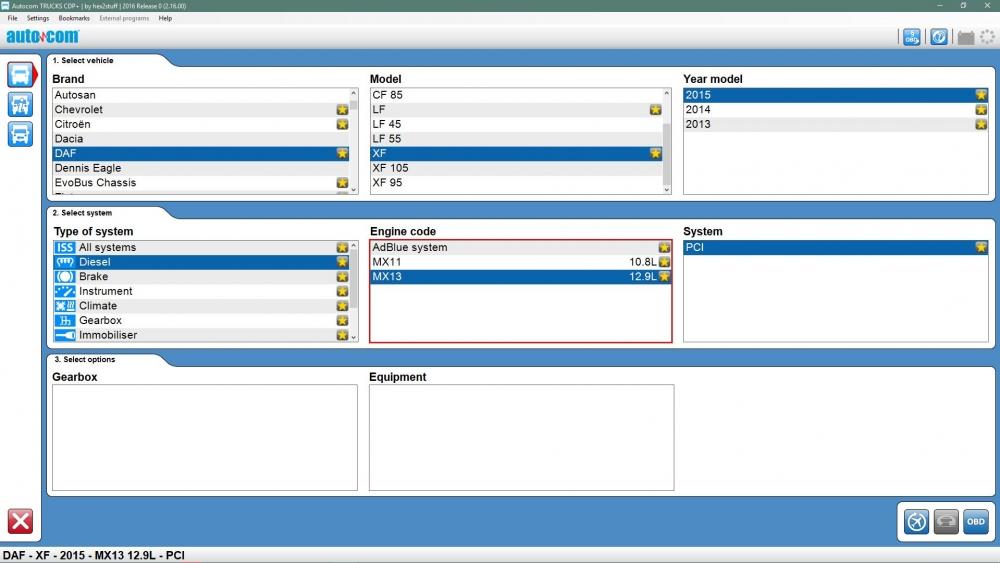 Программа Autocom 2016.0 + активатор - 3