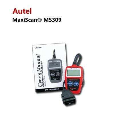 Autel Maxi Scan MS309 - 3