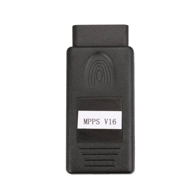 Загрузчик MPPS V16 ECU, программатор для чип-тюнинга - 2