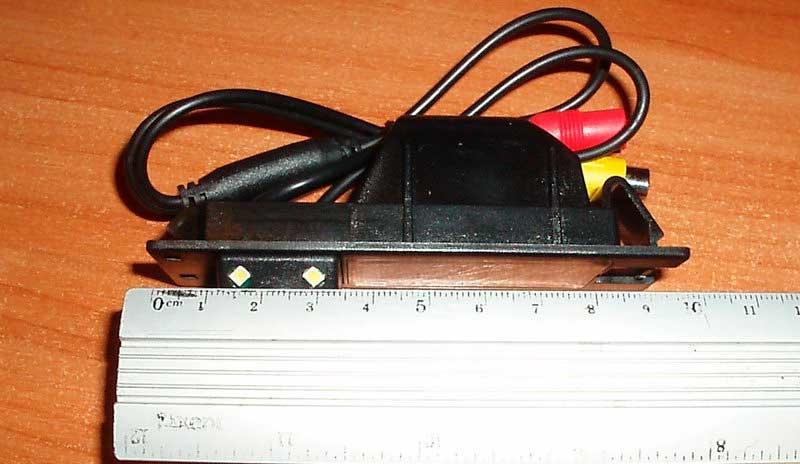 Камера заднего вида OPEL, FIAT - 6