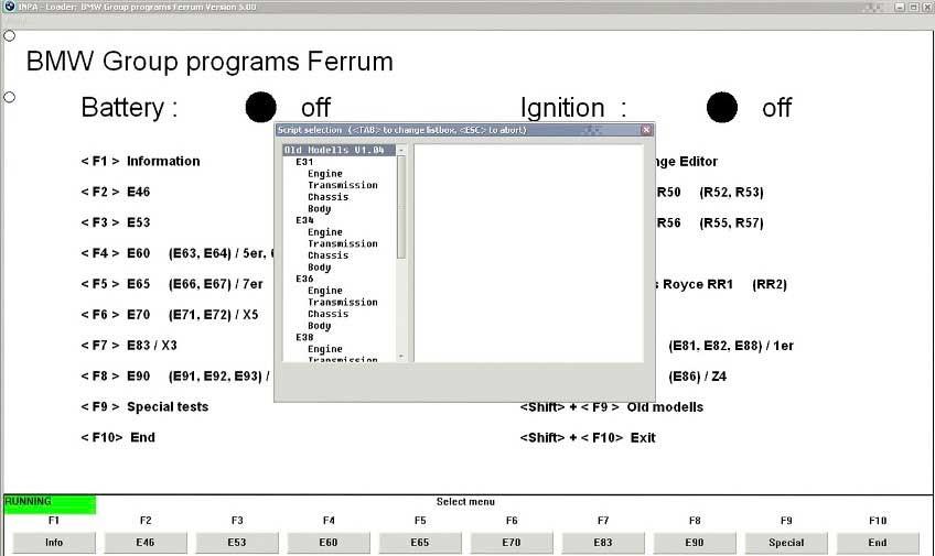 BMW inpa K + D-CAN Interface (стандарт) - 3