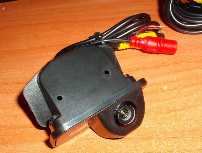 Камера заднего вида для Toyota Corolla 2011/2012/2013 - 2