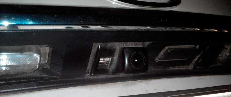 Mazda 3,6, CX7, CX5, SkyActiv 2014 камера заднего вида - 2