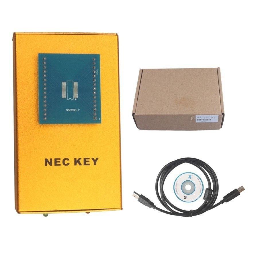 Программатор ключей Mercedes MB IR Key Prog - 1