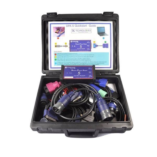 Диагностический сканер DPA 5 Dearborn Protocol Adapter  - 3