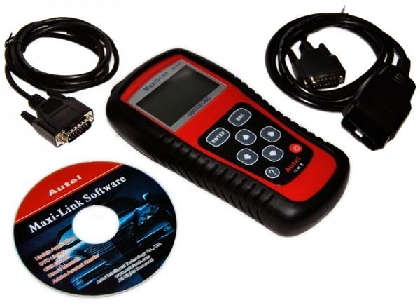 Autel MaxiScan MS509 OBD2 - 3