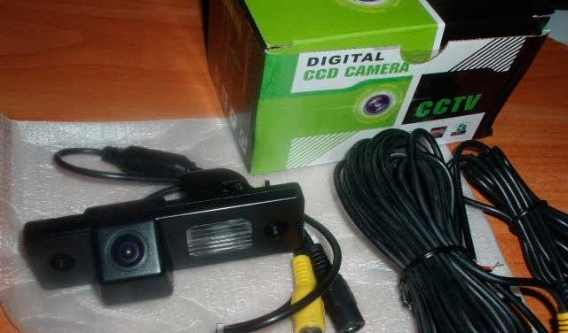 Камера заднего вида CCD Sony Шевроле CHEVROLET - 1