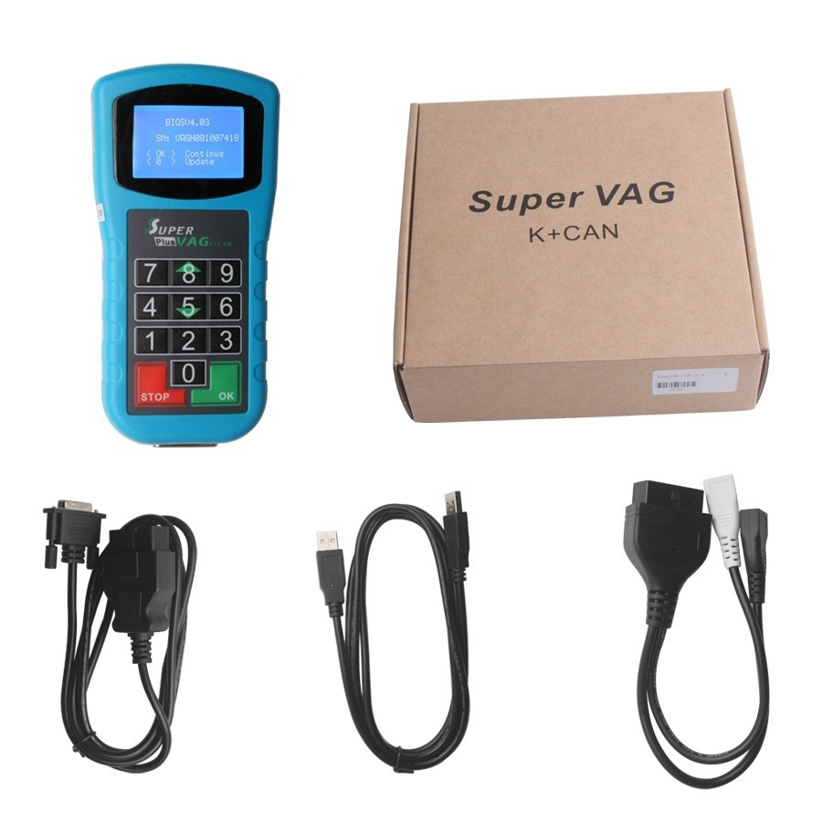 Super VAG K+CAN Plus 2.0 - 2