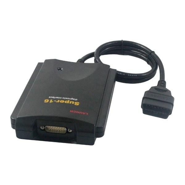 Super-16 - адаптер для сканера LAUNCH X431 ОРИГИНАЛ - 1