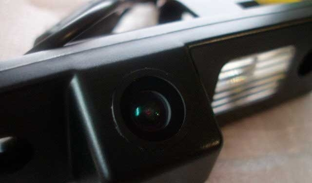 Камера заднего вида CCD Sony Шевроле CHEVROLET - 3