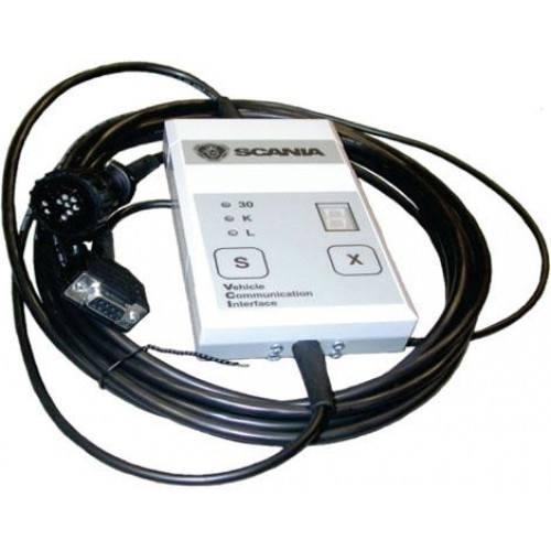 Scania VCI1 - диагностический адаптер - 3