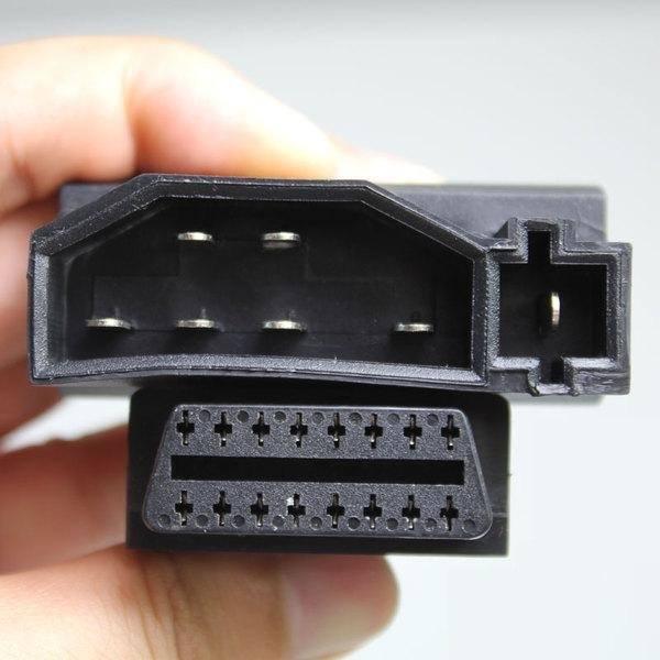 Переходник Ford 7 (6+1) pin на 16 pin - 2