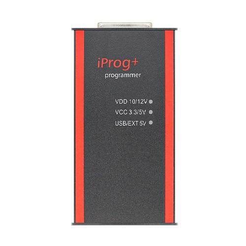 IProg+ v84 OBD2 программатор ЭБУ ECU автомобилей + 7 адаптеров - 1