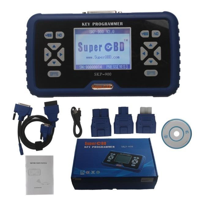 SuperOBD SKP-900 - 1