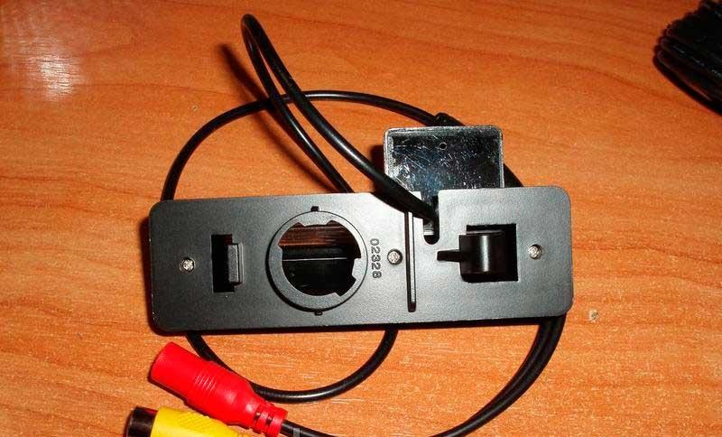 CCD камера заднего вида Toyota, Lexus - 3