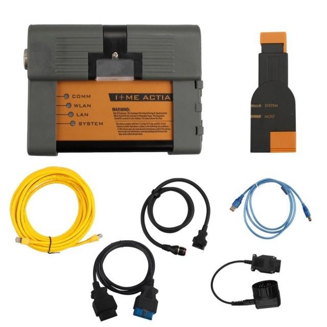 BMW Icom A2+B+C Сканер для работы с BMW и Mini - 1