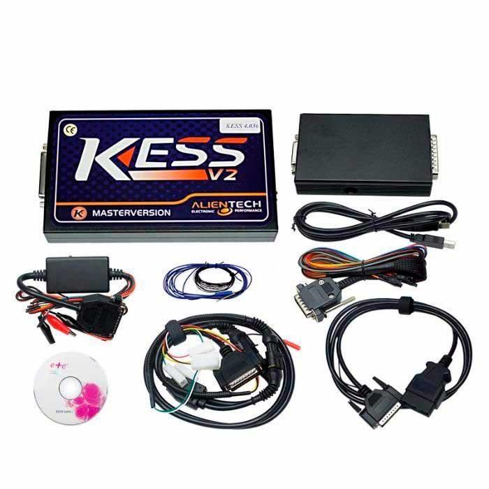 Программатор ECU KESS MASTER 2.47 v5.017 - 3