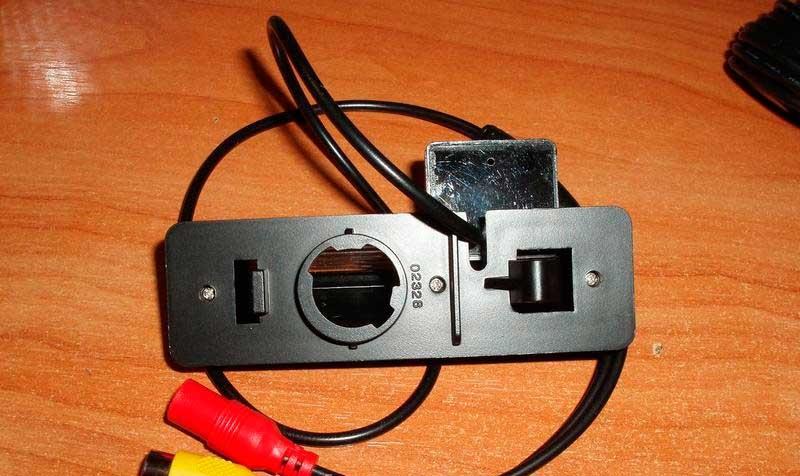 Камера заднего вида Toyota LAND CRUISER 200 LC200 REIZ 09 - 2