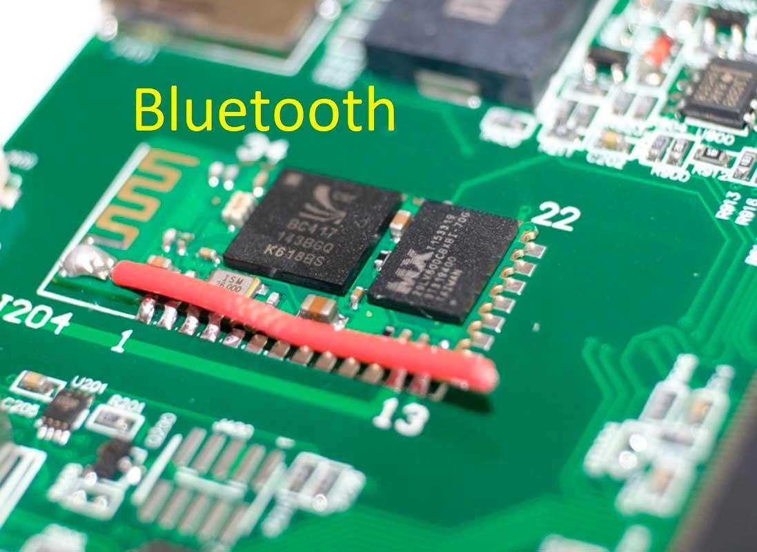 Bluetooth (опция) + 250 грн. - 1