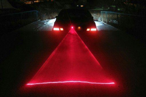 Противотуманный стоп сигнал (лазерный) - 1