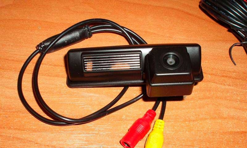 CCD камера заднего вида Toyota, Lexus - 2