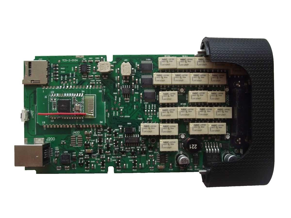 Автоком CDP Plus 2021 (одноплатный) 2017.3 + Bluetooth (опция) - 5