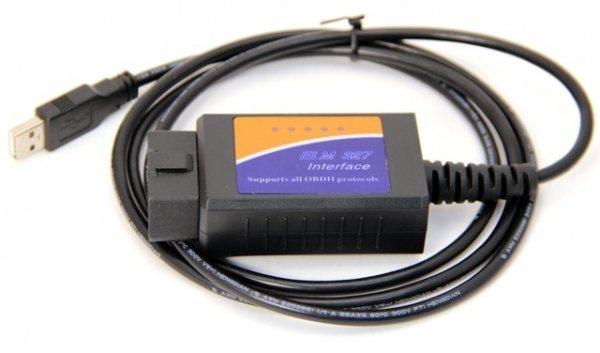 ELM327 USB ver. 1.5 - 1