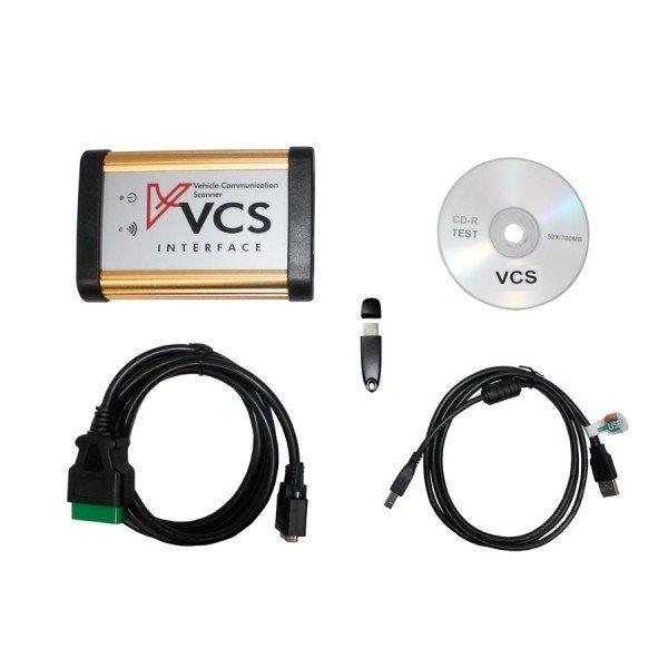 VCS - Vehicle Communication Scanner - 1