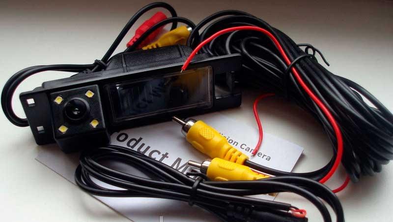 Камера заднего вида OPEL, FIAT - 1