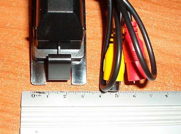 Камера заднего вида OPEL, FIAT - 7