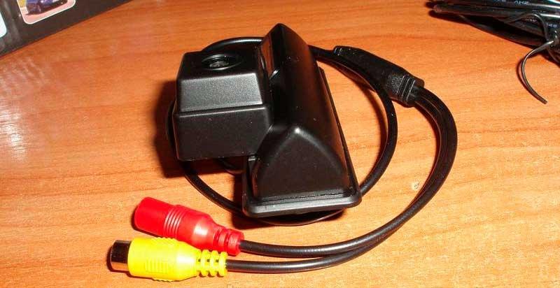 CCD камера заднего вида Toyota, Lexus - 4