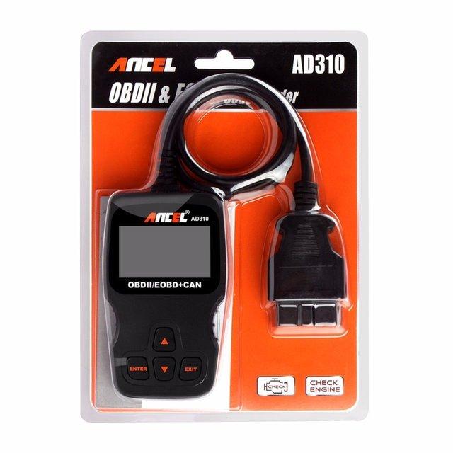 Автосканер Ancel AD310 на русском языке - 2