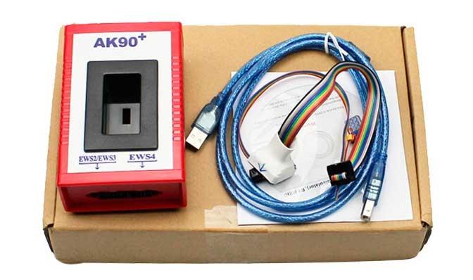 BMW AK90 программатор ключей для БМВ EWS CAS (V3.19) - 1