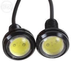 Дневные ходовые огни, 2x9 Вт, DRL LED мощные - 1